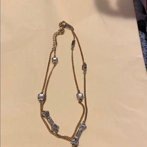 Torrid long adjustable length necklace